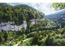 Naturpark Doubs, Echelles de la mort