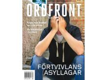 Omslag Ordfront magasin 5