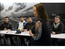 Deltagare i Svevias program Trygga Vägar