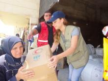 Nødhjælp i Syrien