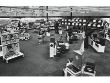 SIBA-butik 1970