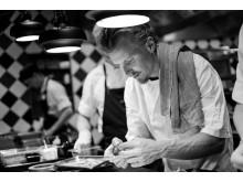Paul Svensson, matkreatör Fotografiskas restaurang