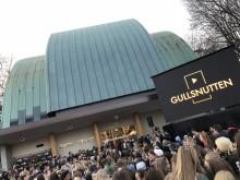 Kåringen av årets beste Youtubere skjedde i Store Studio på Marienlyst og over 1000 fans fulgte sendingen på storskjerm utenfor.