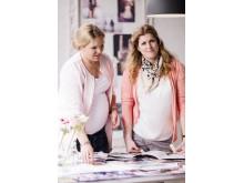 Målade hem – Anja, Filippa och Caparol Färg i inspirerande samarbete (4)