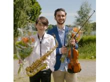 Solna stads Musikstipendier 2016