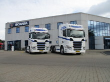 To nye Scania R 500