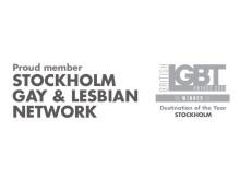 Vi samarbetar med Stockholm Gay and Lesbian Network