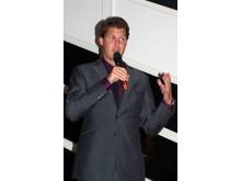 Peter Wallentin - Årets Affärsnätverkare 2008