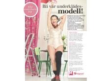 M-magasin modelltävling