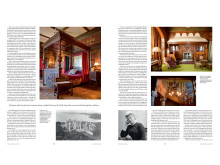 Andra uppslaget The Telegraph Luxury
