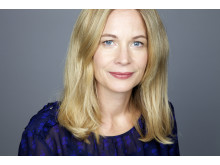 Sara Öhrvall, styrelseordförande Pontus Schultz stiftelse för ett mänskligare näringsliv