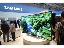 IFA-messen 2014 - Samsungs stand