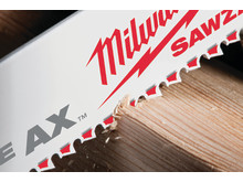 Milwaukee Sawzall tigersågsblad - Nail Guard™