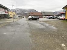 Longyearbyen gågate