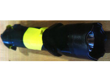Stun gun disguised as torch