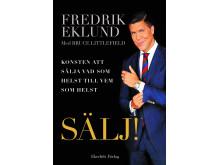 Omslag till boken SÄLJ! av Fredrik Eklund