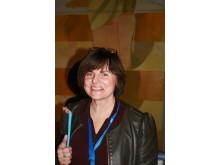 Anita Stalin, UF-samordnare och ekonomilärare, Vallentuna gymnasium