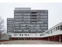 Nya studentbostäder i kv. Vallgossen/S:t Görans gymnasium