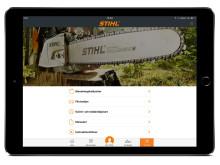 STIHL app till alla mobila enheter!