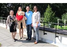 Kuchen, Werkzeug und Hartgeld: EAT Leipzig macht daraus eine bemerkenswerte Spende