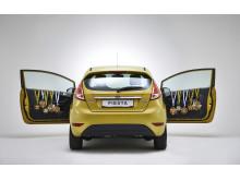 Ford Fiesta on Euroopan myydyin pikkuauto