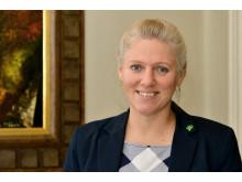 Anna Hansson. Gruppledare Miljöpartiet (MP)