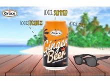 Grace Ginger Beer Summer 2017