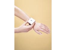 Libero BabyBuzz armband PROTOTYP