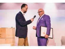 Deutscher Reisepreis für E-Grand Tour