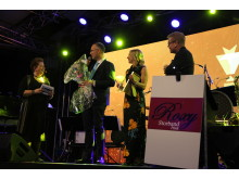 SunPines Hållbarhetspris delades ut av SunPines vd Magnus Edin