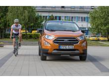 Ford Driving skills for Life Dobó Kata