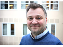 Rasmus Korsvall, regionchef på Hyresgästföreningen region norra Skåne