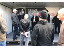 Cox Powertrain: Crowds at Hutchwilco New Zealand Boat Show, Auckland