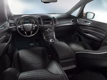 Ford S-MAX Vignale interiör