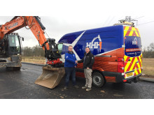 New Rototilt dealer in Scotland