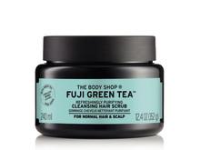 Fuji Green Tea hair scrub