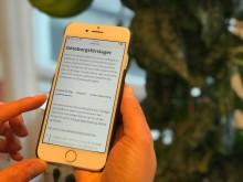 Göteborgsförslaget - skicka in förslag med mobilen