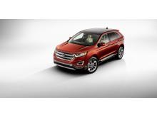 Ford presenterar den helt nya, smarta och rymliga SUV:en Edge - bild 4