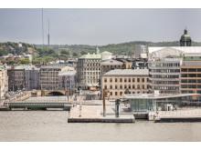 Stenpiren resecentrum nominerat till Sienapriset. Foto: Ernst Henry