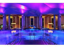 Pool och lounge
