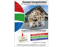 Konzept Energiefreiheit - Die integrierte Lösung für ökologisches Wohnen