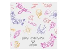 Shu Uemura x KYE graphics