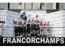 Peugeot på Le Mans 2011