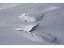 Pass opp for vindhull i Vesterfjellan i Sør-Helgeland