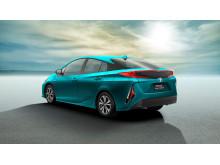 Nya Prius laddhybrid - världspremiär i New York