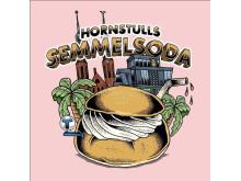 Etikett Hornstulls Semmelsoda