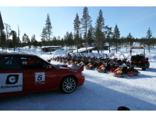 Saariselkä Action Park Vehicles
