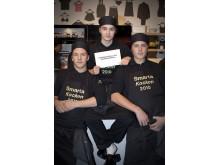 Vinnare Smarta Kocken 2010