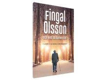Fingal Olsson och hans sällsamma katt, skriven av Cathy Catarina Söderqvist.