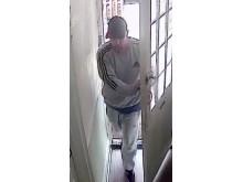 CCTV image of suspect2